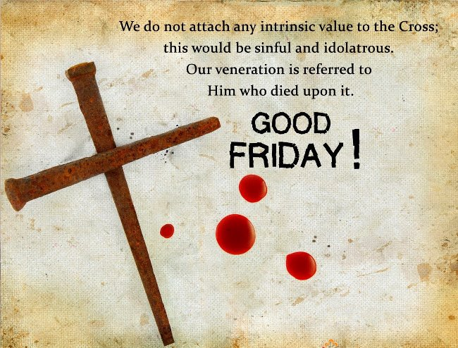Religious Good Friday 2020 Scriptures