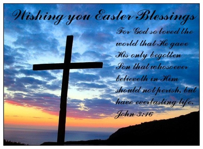 Religious Prayers for Happy Easter 2020