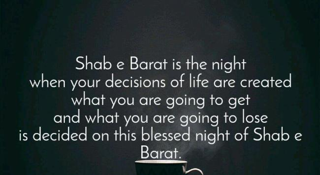 Shab e Barat 2020 Greetings