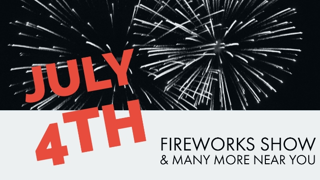 4th Of July 2020 Events Near Me Festivals Fireworks Parades Shows