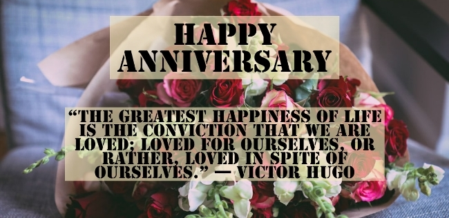 Happy Anniversary Wishes for Partner 2020 | Wishes, Images and Quotes